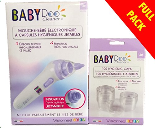 Visiomed - BABYDOO Cleaner Mouche Bébé MX ONE +...