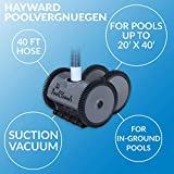 Hayward W3PVS40GST Poolvergnuegen Pool Cleaner (Automatic Pool Cleaner), Gray