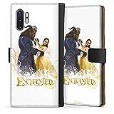 Étui Compatible avec Samsung Galaxy Note 10 Plus 5G Étui Folio Étui magnétique Produit sous...