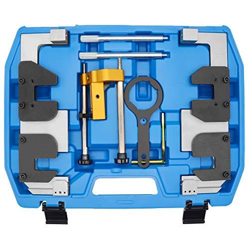 WISPAUSU Engine Timing Tool Kit Compatible for BMW M3 M5 N63 S63, Camshaft Tension Locking Alignment Tool, 2249163 118570 119190 2249144 2249159