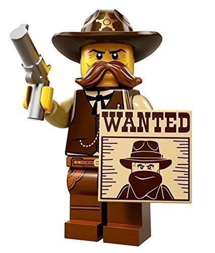 LEGO Minifiguren - Serie 13 - 71008 - Lego Serie 13 Sheriff