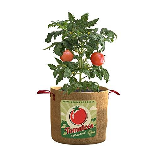 PANACEA PRODUCTS Sac de culture pour tomates 84386 - 78 litres
