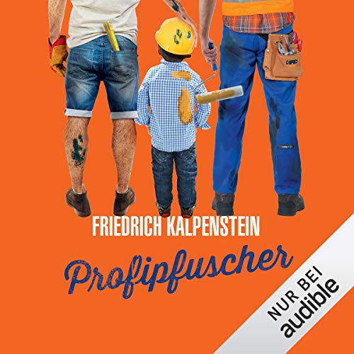 Profipfuscher audiobook cover art