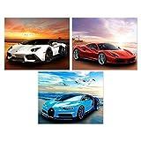 Auto-Poster – Lamborghini, Ferrari, Mclaren,