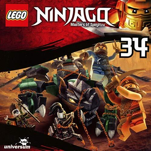 Ninjago - Hörspiel, Vol.34
