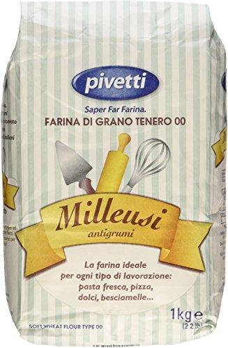 Pivetti All-purpose Italian Flour, 2.2 Pound