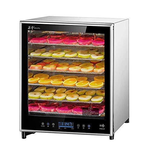 Buy Bargain SMLZV Food Dehydrator – Digital Adjustable Timer and Temperature Control Dryer – for Jerky,Meat,Fruit,Vegetable & Herb
