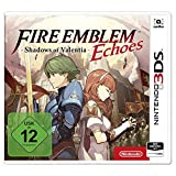 Fire Emblem Echoes: Shadows of Valentia - Nintendo 3DS [Edizione: Germania]