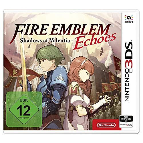 Preisvergleich Produktbild Fire Emblem Echoes: Shadows of Valentia [3DS]