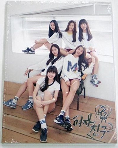 G-FRIEND GFRIEND - Season of Glass (1st Mini Album) CD with Photo Booklet Extra Photocards Set