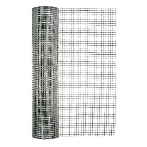 Garden Zone 100515944 36 inches x 50 feet 19-Gauge Galvanized Hardware Cloth Foot