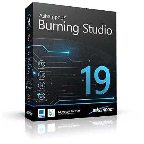 Burning Studio 19 deutsche Vollversion (Product Keycard ohne Datenträger)