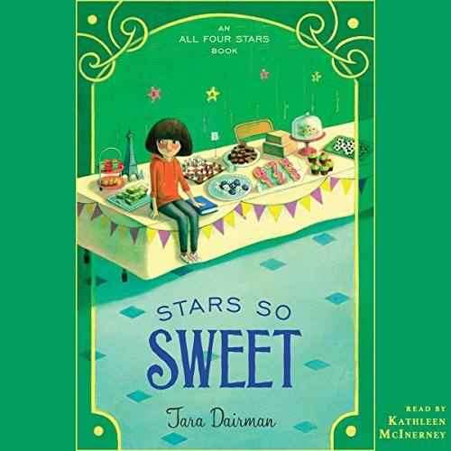 Stars So Sweet audiobook cover art