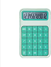 $39 » Calculator Solar Energy Dual Power high tech LCD Display Finance Office Desktop Calculator Accounting only 12 Digits (C)