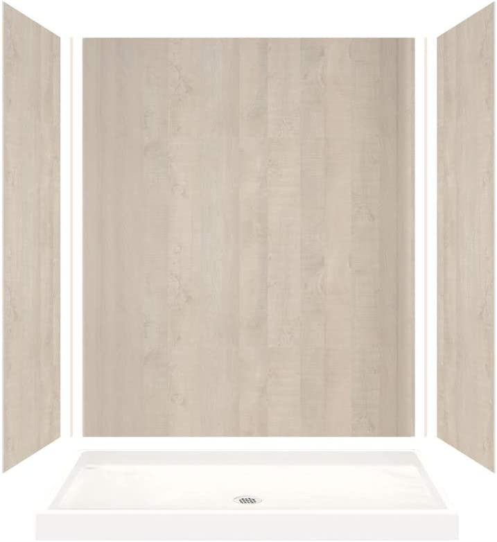 Transolid KSE603272-45 Expressions Alcove Shower Max 46% OFF 32 L Award 60
