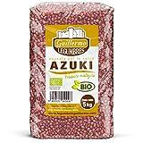 Guillermo Alubia Azuki Judía Ecológica BIO Granel Calidad Extra 5kg