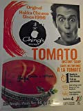 Ching's Tomate Instant Sopa Pack de 6 paquetes de 4 bolsitas de 15 g