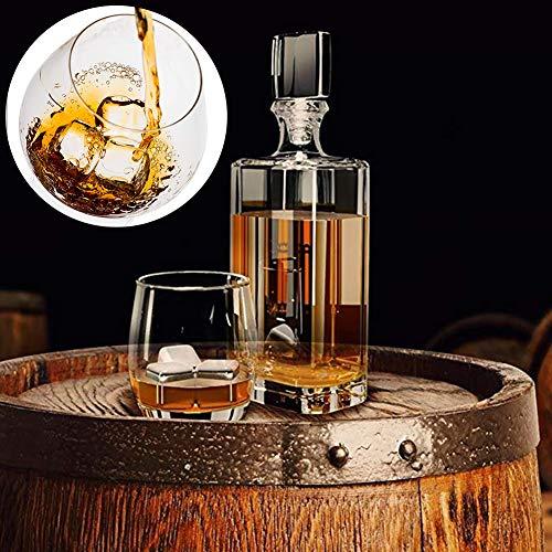 SEGMINISMART Ensemble de Cadeaux Pierre a Whisky,...