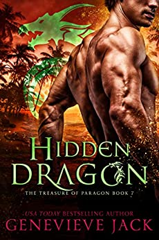 Hidden Dragon (The Treasure of Paragon Book 7) by [Genevieve Jack]