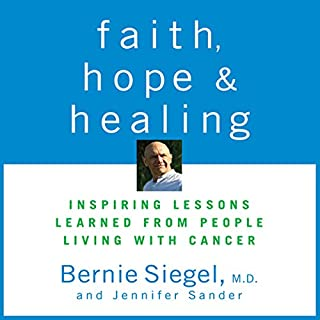 Faith, Hope, and Healing cover art