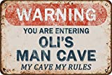 Tarika Warning You Are Entering Oli's Man Cave My Cave My