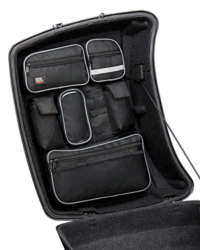 Tour Pack Lid Organizer for Electra Glide Street Glide Touring Travel-Paks 2014-2020