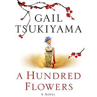 A Hundred Flowers audiobook cover art