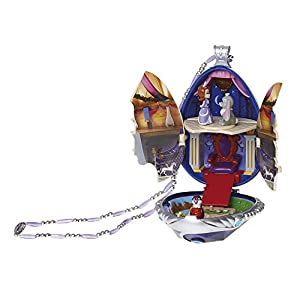 Princesa Sofía - Amuleto y 3 Mini Figuras (Giochi Preziosi 15158)