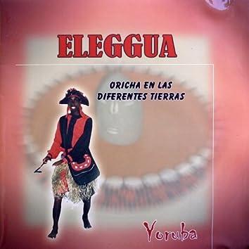 Eleggua (Oricha en las diferentes tierras)