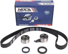 MOCA TCK199 Timing Belt Kit with Tensioner for 1987-2001 Toyota Camry Celica MR2 RAV4 Solara 2.0L 2.2L 16V 3SFE 5SFE