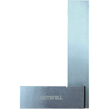 6in Faithfull FAIES6 Engineers Square 150mm