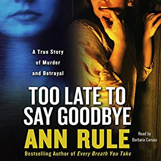 Too Late to Say Goodbye cover art