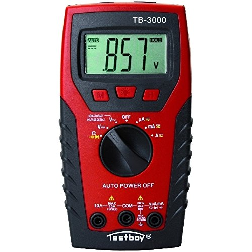 HaWe 440.82 Digital-Multimeter Testboy 3000