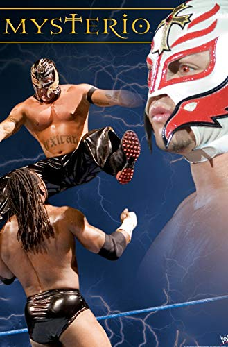 Trends International WWE Mysterio Wall Poster 22.375' x 34'