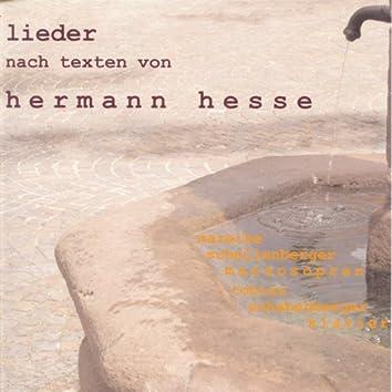 Lieder nach Texten von Hermann Hesse