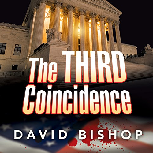 The Third Coincidence audiobook cover art