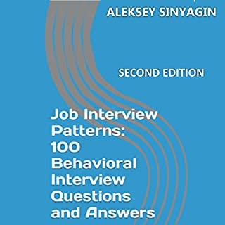 Job Interview Patterns audiobook cover art