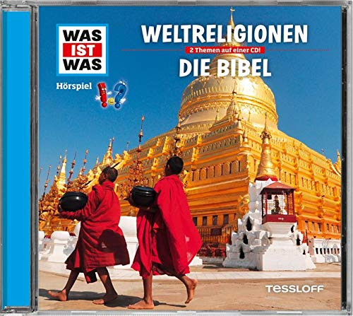 Folge 32: Weltreligionen/die Bibel