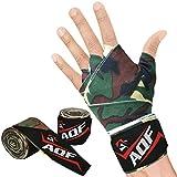 AQF Vendas Boxeo Con 4 Metros Eslora Vendas Elasticas Para Deportes De Combate, Boxeo, MMA (Artes Marciales Mixtas) Y Cross Fitness