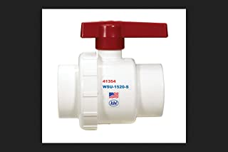 King+Ball+Valve+Pvc+Solvent+Weld+1-1%2f2+%22+To+2+%22