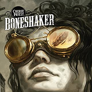 Boneshaker audiobook cover art