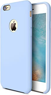 TORRAS [Love Series iPhone 6S Case/iPhone 6 Case, Liquid Silicone Rubber Shockproof Case with Soft Microfiber Cloth Cushio...