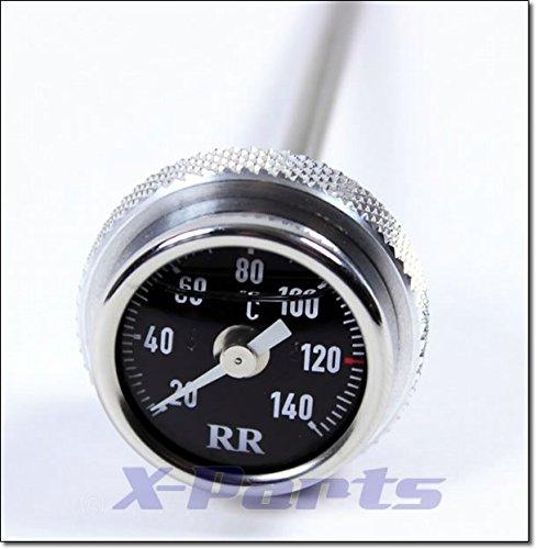 RR Öltemperatur Anzeige Ölthermometer Direktanzeiger x1061003 XT500 SR500 XT600 BL