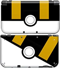 POKEBALL ULTRA BALL for New Nintendo 3DS XL Skin Vinyl Decal Stickers
