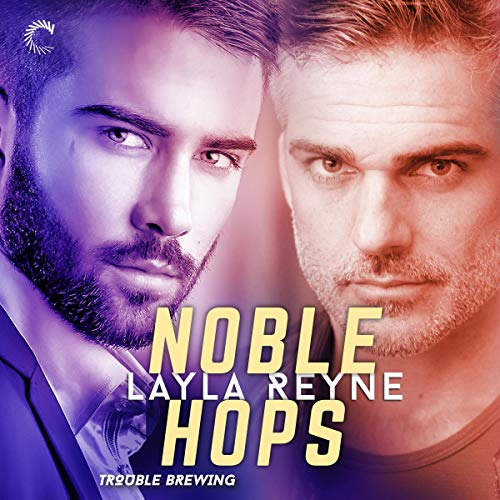 Noble Hops audiobook cover art