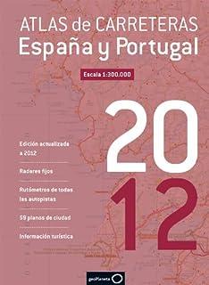 Atlas de carreteras de España y Portugal 2012