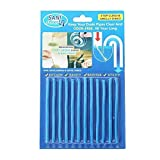 YUV's 12 pcs Drain Cleaning & Odor Remover Sticks