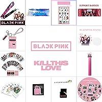 ブラックピンク ギフトボックス 12個 - Kill This Love、娘へのギフトケースセット 瞬き(ピンクボックス)