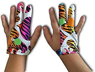 Stop Finger Sucking with Hearts & Stripes (Small Ages 2-4 Years Old)