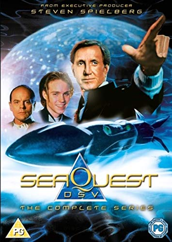 Seaquest DSV - The Complete Series [DVD] [Reino Unido]